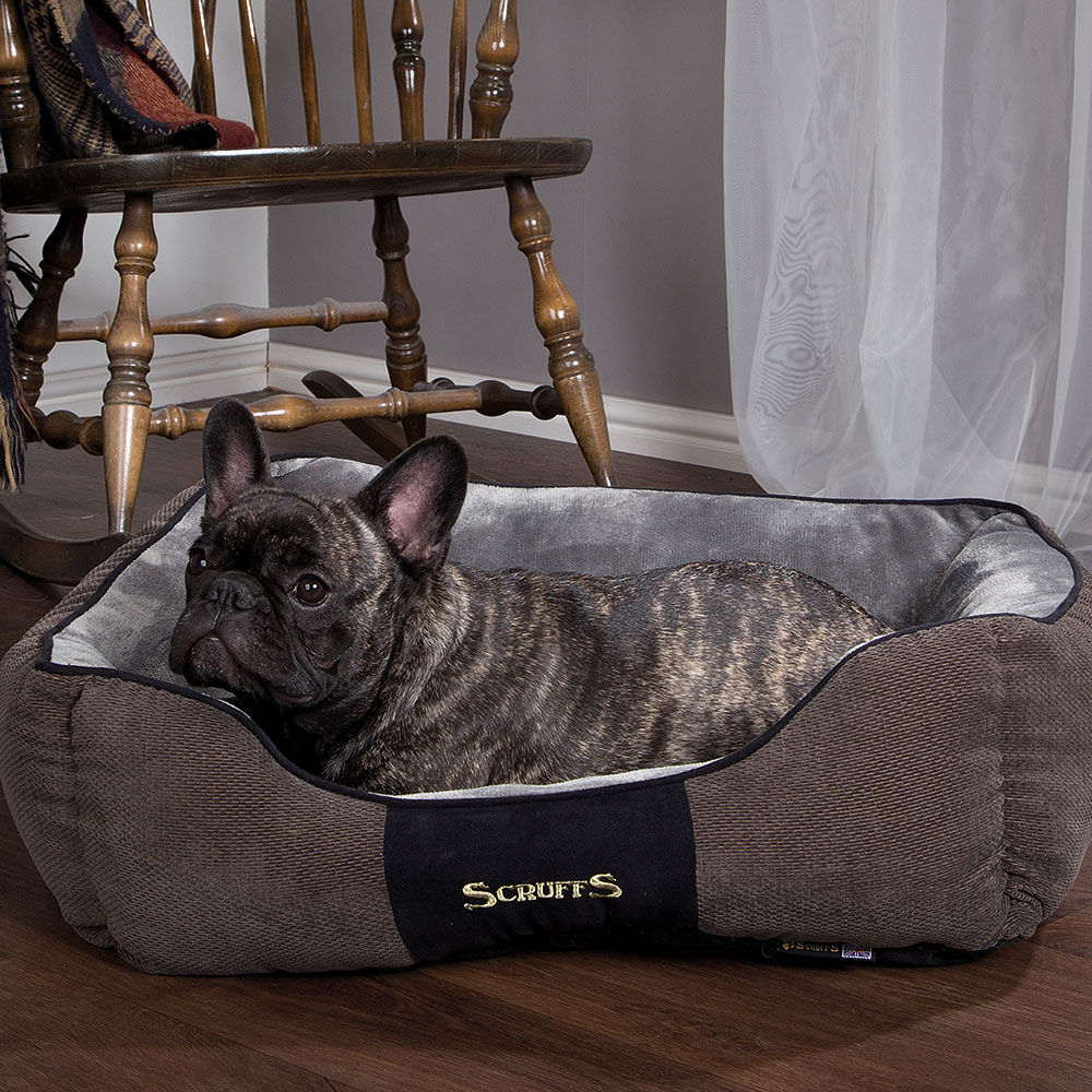 SCRUFFS® Chester Box Bett - Graphit - Bild 5