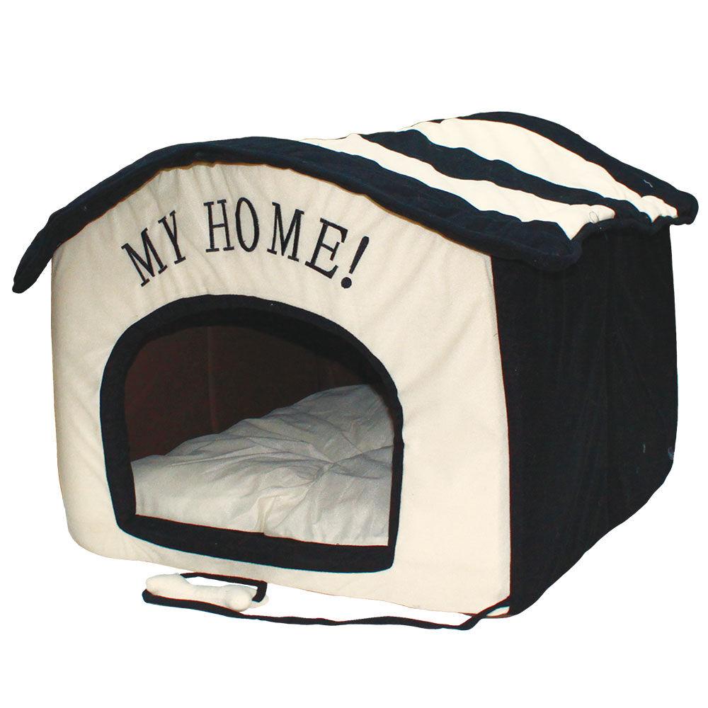 wohnungs hundeh tte indoor l. Black Bedroom Furniture Sets. Home Design Ideas
