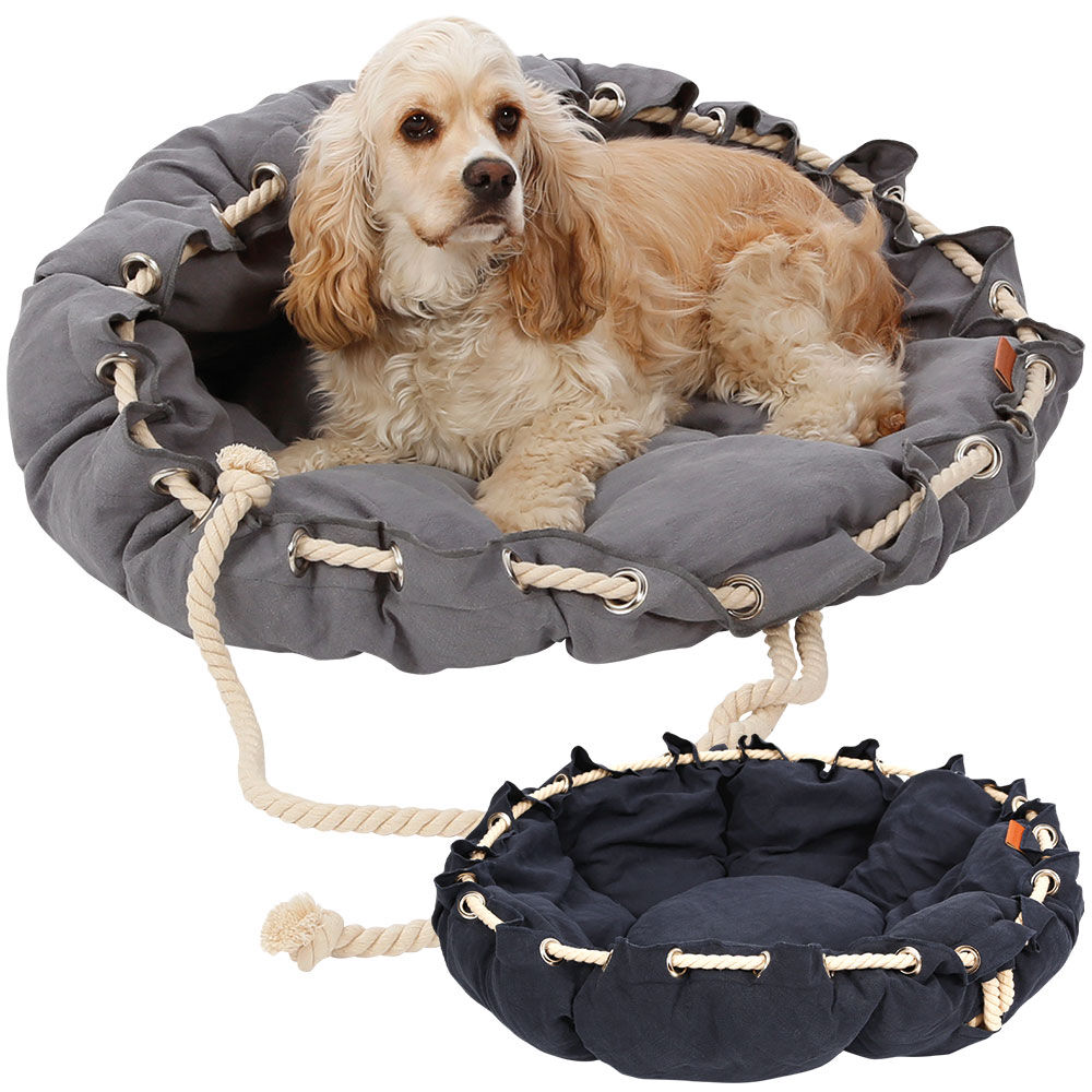 51DN Nautical Hundebett Kokolauncher