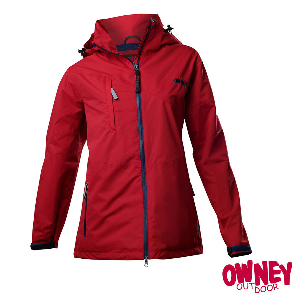 OWNEY Damen Jacke Nova, rot