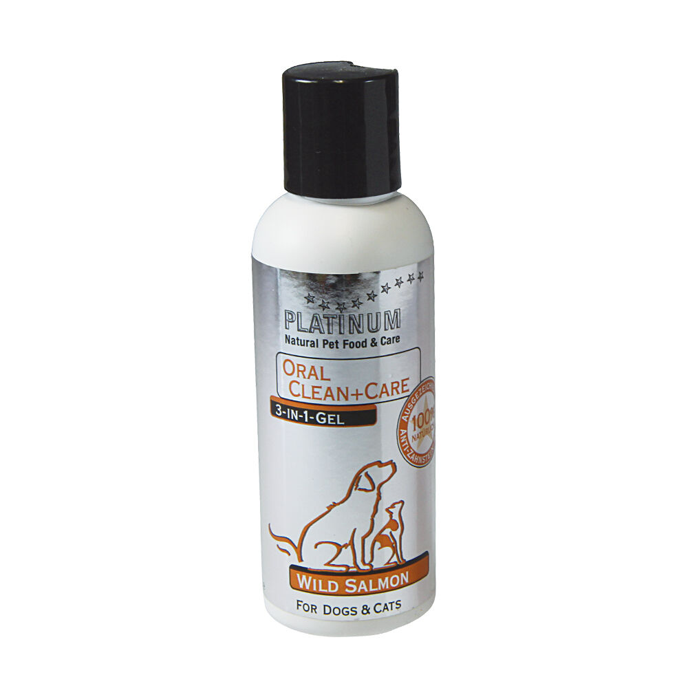 PLATINUM Natural-Care Gel Wild-Salmon- zur Zahnsteinentfernung