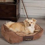 SCRUFFS® Chester Box Bett - Chocolate -