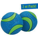 Chuckit Ultra Ball Blue/green, 2-er Pack