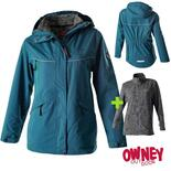 OWNEY Damen Doppeljacke Senda, petrol