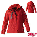 OWNEY Damenjacke Bora, rot