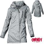 OWNEY Winterparka Arctic Damen, grau