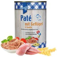 Paté mit Geflügel & Nudeln