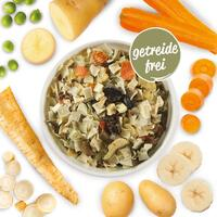Veggie-Mix mit Kartoffeln + Gemüse (KG-Mix)