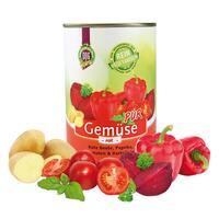 Gemüse PUR - rot
