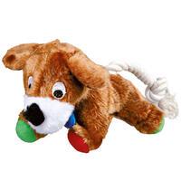 Plüsch-Spielhund