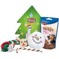 Weihnachts-Geschenkbox Tannenbaum