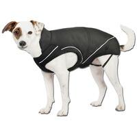 DogBite Hunde-Softshelljacke, Farbe: schwarz