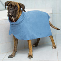 Trocken- und Badetuch für Hunde
