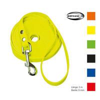 Schecker Biothane® Schleppleine mit Handschlaufe, 5 m / 9 mm