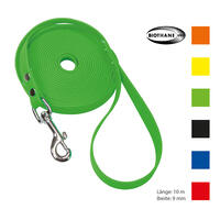Schecker Biothane® Schleppleine mit Handschlaufe, 10 m / 9 mm