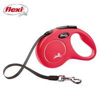 flexi® NEW Classic, 5 m Gurt-Leine, bis 15 kg