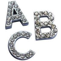 MyName Buchstaben, Typ Kristall, klein für die schmale Ausführung