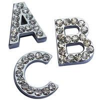 MyName Buchstaben, Typ Kristall, groß für die breite Ausführung