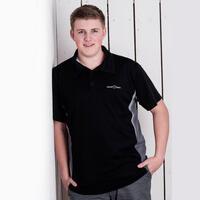HundeSport® Poloshirt - Gerader Unisex-Schnitt