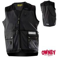 OWNEY Unisex Dog Sport Vest, anthrazit